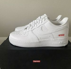 Nike Air Force 1 supreme for Sale in Harvey, LA