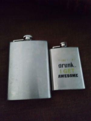 2 Flask for Sale in Hudson, FL