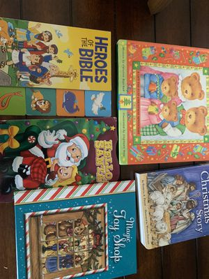 Christmas books for Sale in Chesapeake, VA