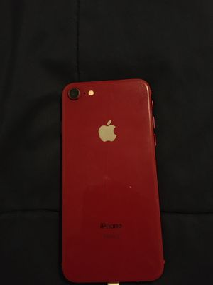 iPhone 8 Product Red for Sale in Haines City, FL