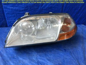 OEM 2001 2002 2003 01 02 03 ACURA MDX DRIVER LEFT HEADLIGHT for Sale in Miami Gardens, FL