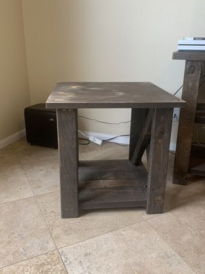 Side Table for Sale in San Diego, CA