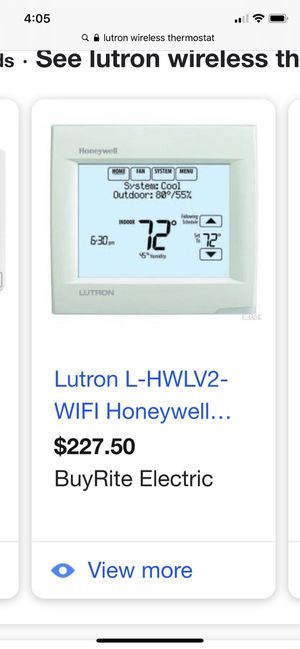 Thermostat for Sale in Austin, TX