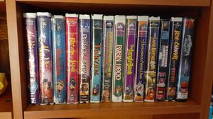 VHS disney movies for Sale in Chula Vista, CA