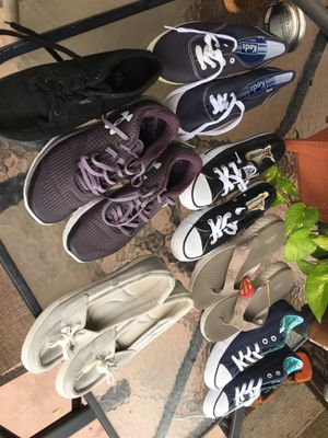 Convers Skechers vans under armor for Sale in Mercedes, TX