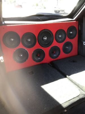 Competition Level Car Audio System for Sale in New York, NY