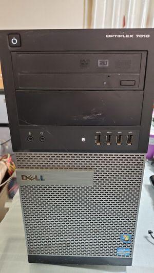 Dell Optiplex 7010 i7-3770 pc for Sale in Richardson, TX