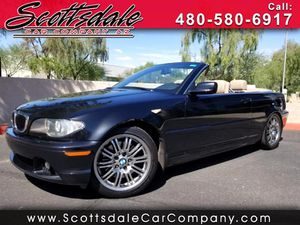 2004 BMW 3-Series for Sale in Scottsdale, AZ