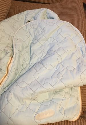 Car seat winter cover! for Sale in Akron, OH