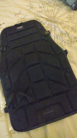 Coleman motorcycle seat pad.. barely used... $5 for Sale in Solana Beach, CA