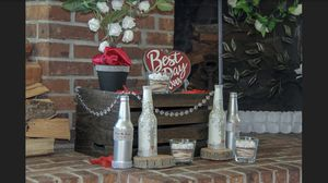 Brown crate for wedding decoration. Rustic, shabby/chic decoration. for Sale in Rockville, MD