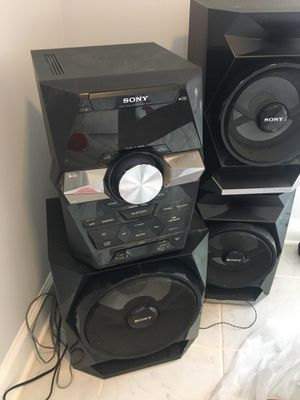 Sony Stereo for Sale in Byhalia, MS