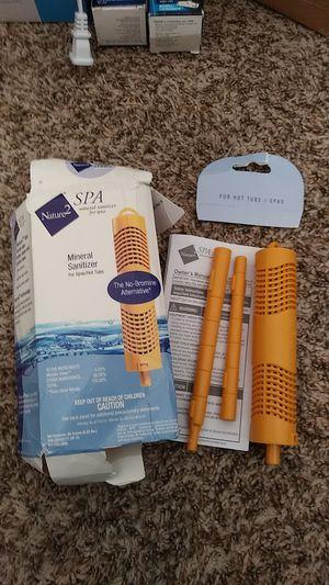Spa sanitizer stick//hot tub and spa sanitizer for Sale in Las Vegas, NV