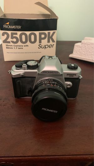 Promaster 35mm Camera for Sale in Norwood, MA
