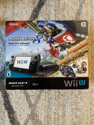 Wii U Bundle for Sale in Renton, WA