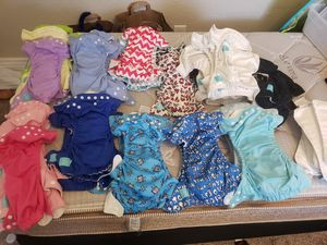 Charlie Banana Cloth Diapers and Inserts for Sale in Phoenix, AZ