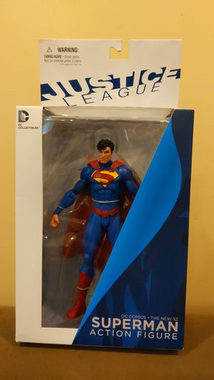 Superman action figure for Sale in Norwalk, CA