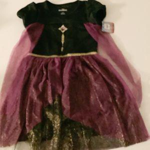 Disney's Frozen Dress With Cape for Sale in Dunwoody, GA