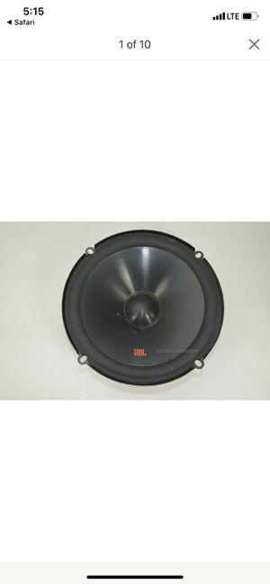 6 1/2 Jbl speaker car for Sale in Baltimore, MD