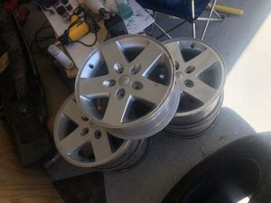 Jk rims 17 for Sale in Shallotte, NC