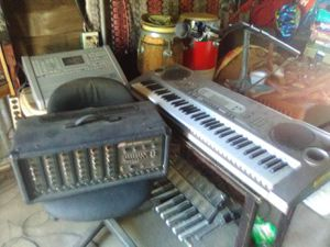 Music equipment be your own band for Sale in Sanger, CA