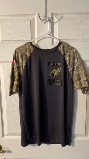 nike cardinals shirt large for Sale in Fort McDowell, AZ