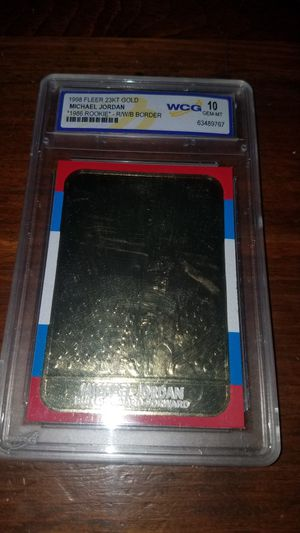 Michael Jordan for Sale in Manassas, VA
