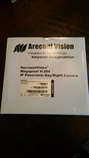 Arecont Vision IP Panoramic Day/Night Camera for Sale in Tracy, CA