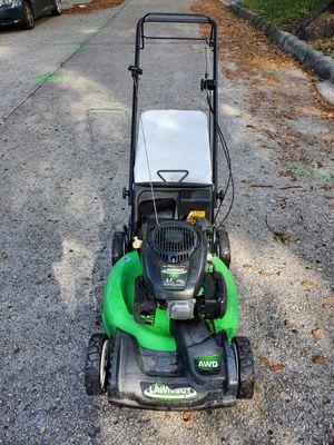 "Self Propelled AWD Lawn Mower Lawn Boy 21"" cut for Sale in Tampa, FL"
