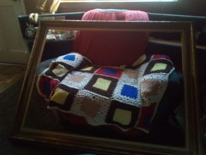 Very lovely large old vintage frame for Sale in Acampo, CA