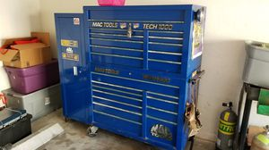 Toolbox with tools for Sale in Fort Lauderdale, FL