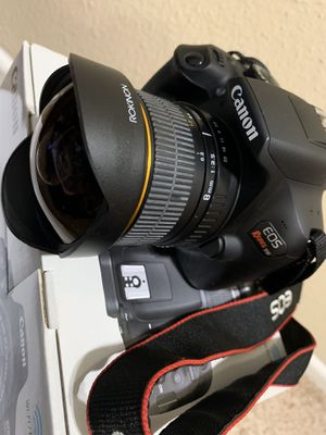 Canon T6 for Sale in Costa Mesa, CA