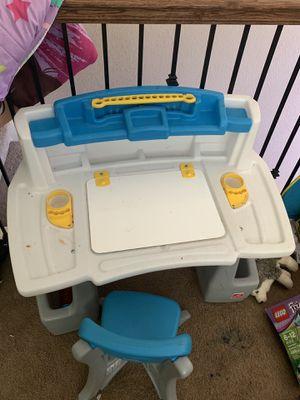 Kids desk step 2 for Sale in Houston, TX