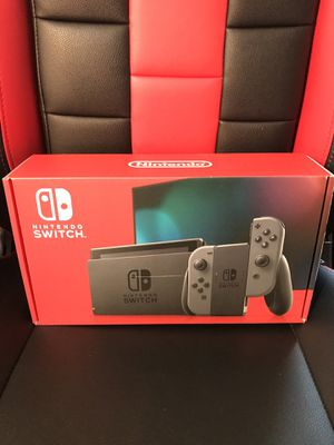 Brand New Nintendo Switch v2 (latest version) for Sale in Palisades Park, NJ