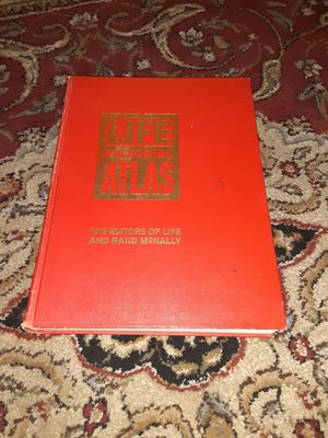 LIFE Pictorial Atlas of the World, 1961 for Sale in St. Petersburg, FL