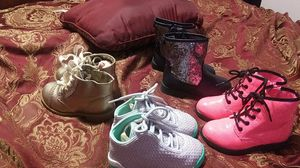 Super Cute Size 8 Toddler Girl Shoes for Sale in Kansas City, KS