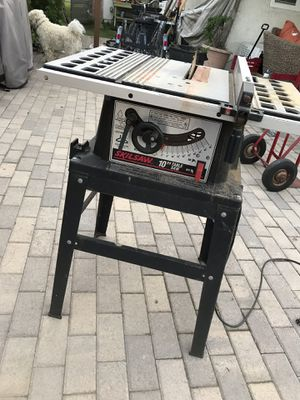 10 inch Table Saw for Sale in Anaheim, CA