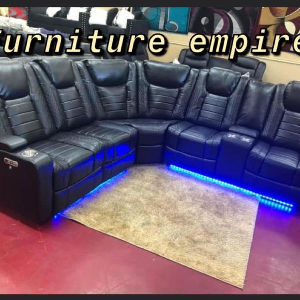 Sectional Furniture empire $39 down paymentOpen 7 days a week 9:30-8pm Finance available 1486 West Buckingham Rd. garland TX 75042