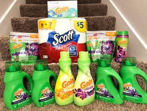 Laundry detergent bundle for Sale in Johns Creek, GA