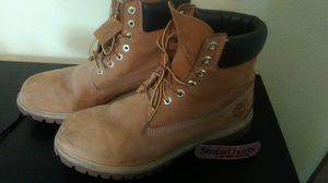 Nubuck Timberland work boot Size 10.5 for Sale in St. Louis, MO