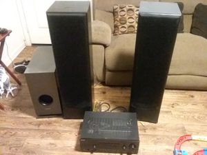 Home theater speakers for Sale in Corona, CA