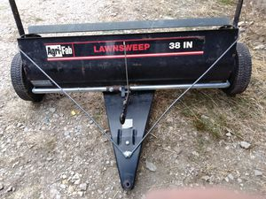 STOLEN....Craftsman 38-inch yard sweep. for Sale in Saint Joseph, MO