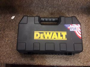 Dewalt 20v XR brushless impact drill (with 2 batterys and charger) for Sale in Anchorage, AK