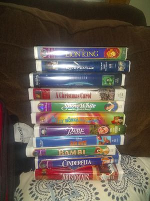 Disney VHS movies for Sale in Minneapolis, MN