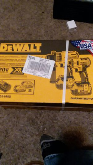 Hammerdrill and impact drill combo for Sale in Wichita, KS