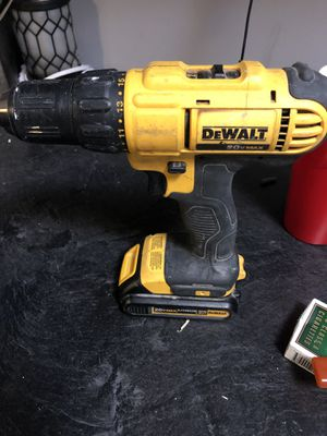 Ryobi and dewalt drills for Sale in Columbia, MO
