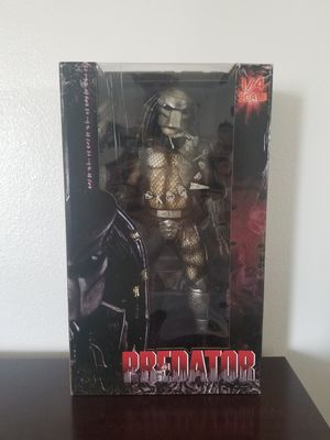 Neca Predator 1/4 scale jungle predator for Sale for sale  East Los Angeles, CA