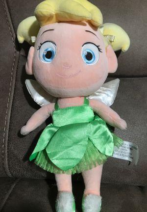 "13"" Peter pan stuffed animal $9 for Sale in Menifee, CA"