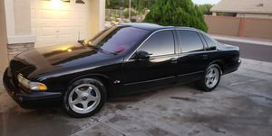1996 Chevy Impala SS for Sale in Phoenix, AZ
