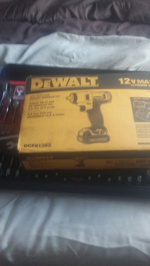 Brand new tools impact drills for Sale in Germantown, MD